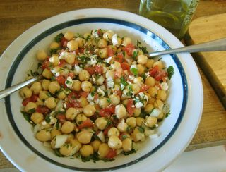 Garbanzo salad IMG_4503 copy